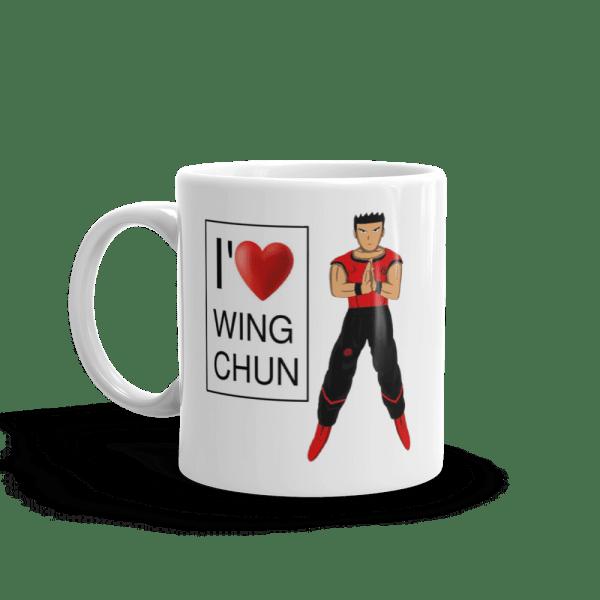 Mug Wing Tsun Forme