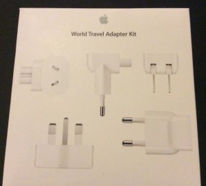 Apple World Adapter Kit