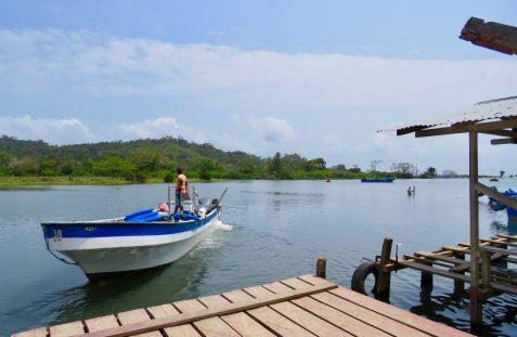 Epic journey to the Panama border