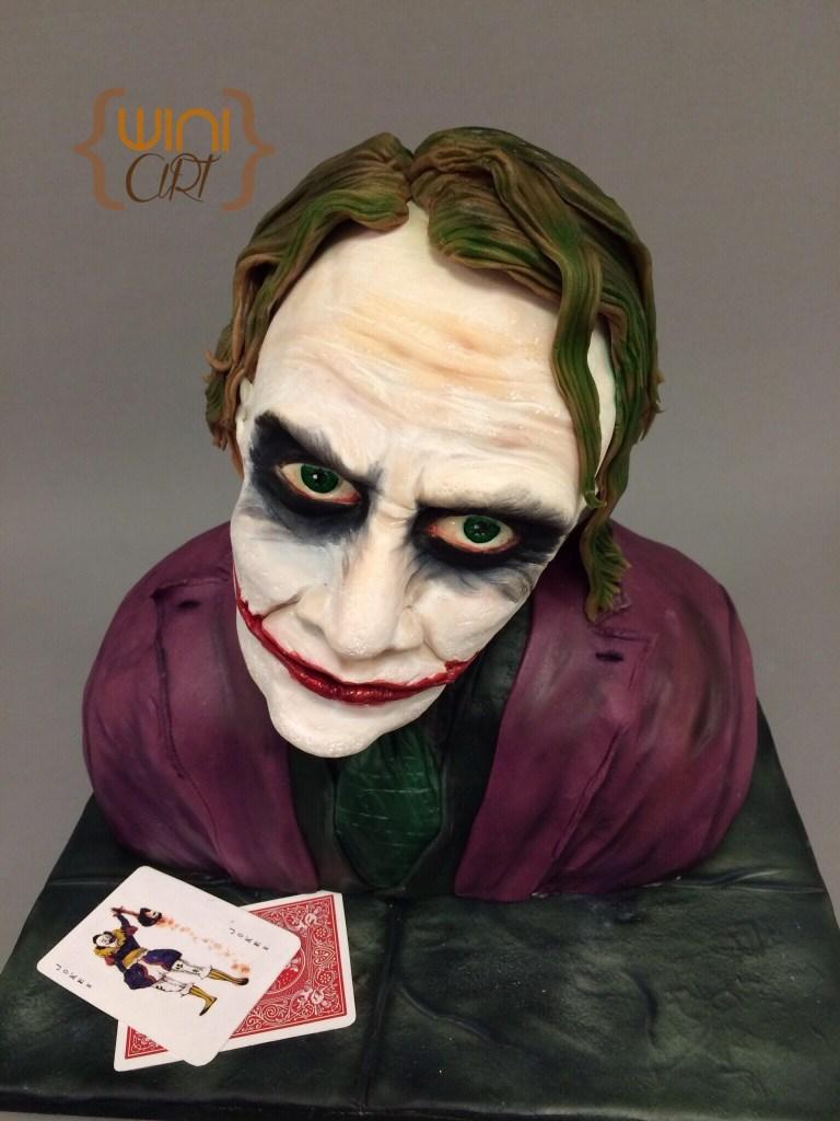 Busto del Joker