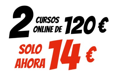 COBRO PAYPAL 0 TARJETA 2 AULAS VIRTUAL XAVIER GARCIA 14€