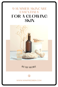 9 Summer Skincare Essentials For A Glowing Skin