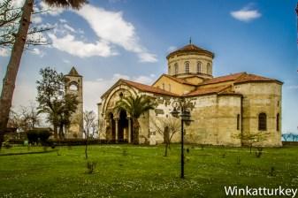 Santa Sofía. Trabzon.