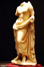 Estatua de Afrodita del periodo romano