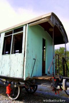 Un curioso vagón.
