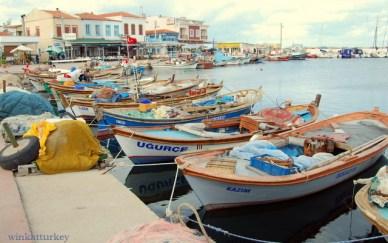 Puerto de Urla
