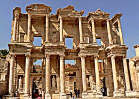 Biblioteca de Celso en Éfeso