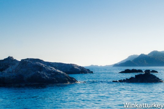 Recorrido por la Bahía de Ölüdeniz