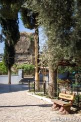 Parque en Alaşehir.