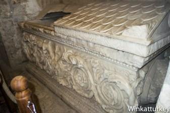 Sarcófago de San Nicolás