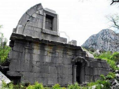 restos de Termessos