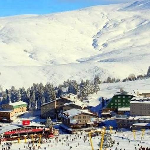 Estacion de esqui Uludag
