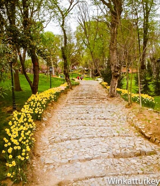 Paseo en Emirgan