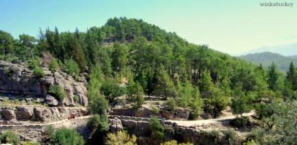 Köprülü Kanyon Milli Park