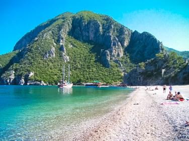 Playa de Olympos