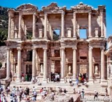 La Biblioteca de Celso. Éfeso