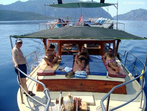 Excursion en Marmaris