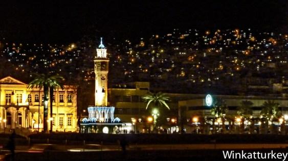 Plaza de Konak. Izmir