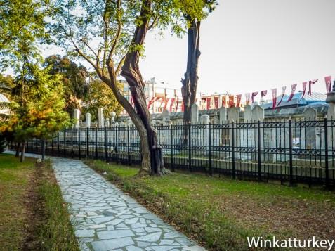 Cementerio de Sehzade