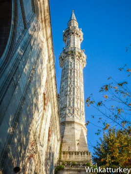 Minarete de Sehzade