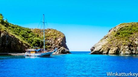 Tour 12 islas Fethiye