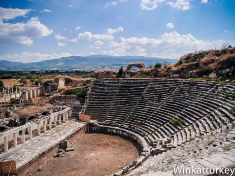 Teatro de Afrodisias