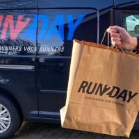Run2day Venlo: we bezorgen tot aan de deur