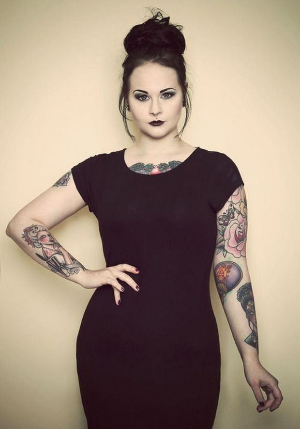 16 Professionals Prove Tattoos in the Workplace is Now - maja-stina