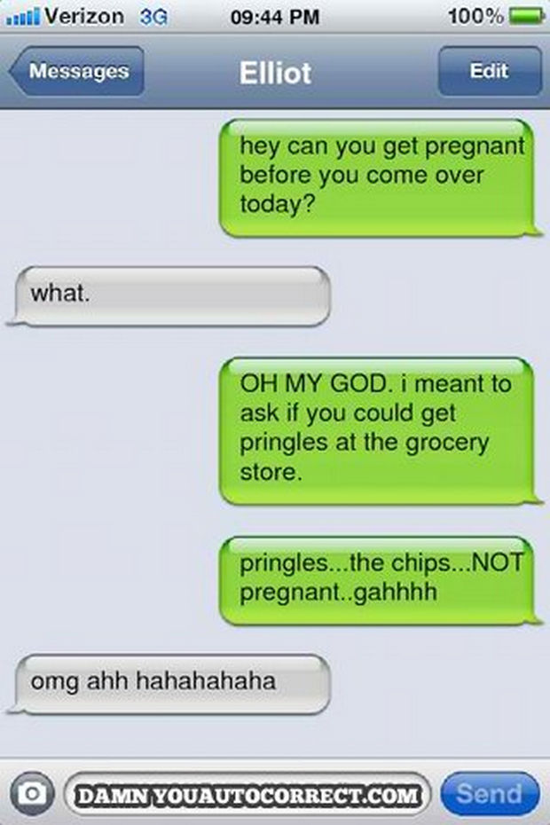 17 Funny Texts from Parents - An honest mistake ;)