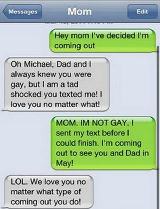 17 Funny Texts from Parents - Communication breakdown.