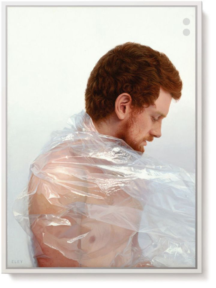 25 Amazingly Realistic Art Paintings - Robin Eley - Oil on Belgian linen.