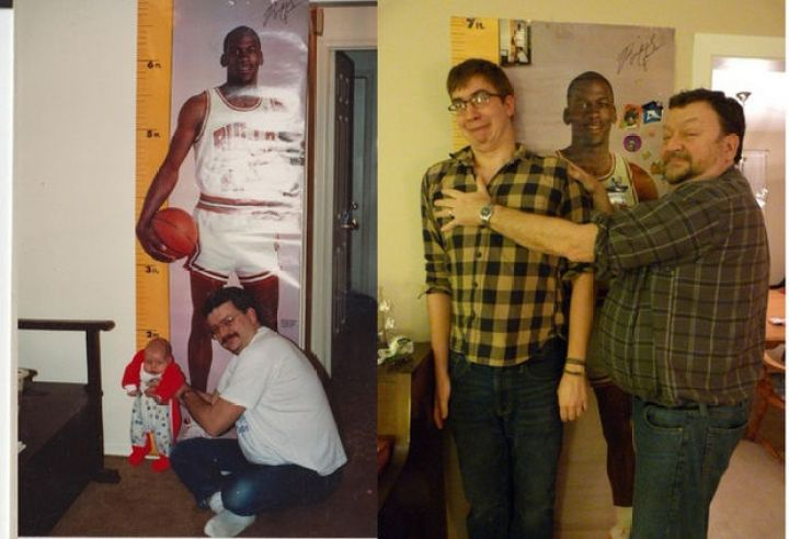 27 Tall People Problems Only Tall People Have - People often tell you that you grew overnight.