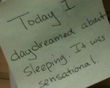 Every Parent Will Relate to These Post-It Notes and They're Hilarious.
