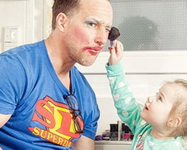 16 Dads with Genius Ways at Keeping Their Children Busy.