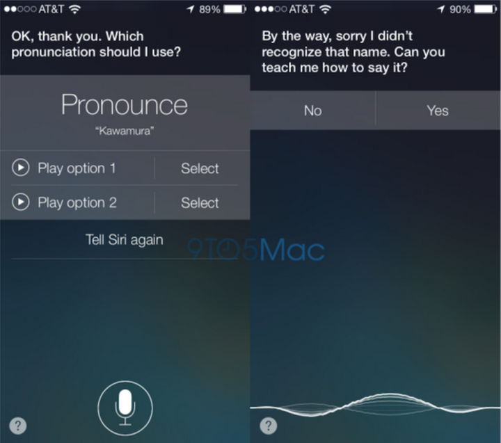 19 iPhone Tips and Tricks - Get perfect pronunciation for every word by teaching Siri.