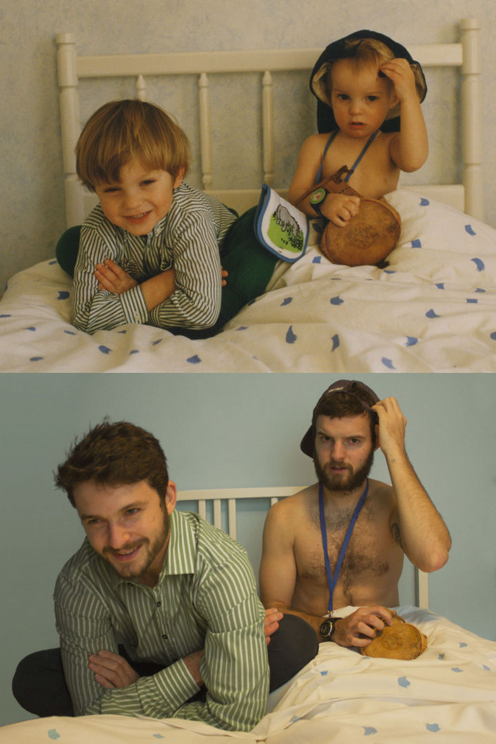 Then/Now / The Luxton Brothers