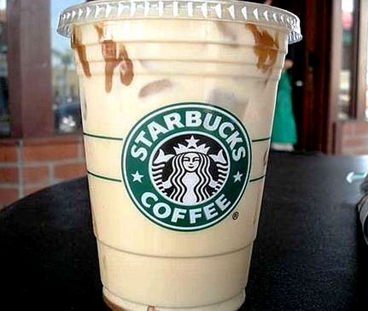 39 Starbucks Secret Menu Drinks - Caramel Snickerdoodle Macchiato recipe.