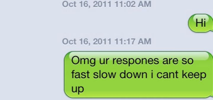 15 People With Ignored Text Messages When People Don't Text Back - I see a lot of sarcasm.