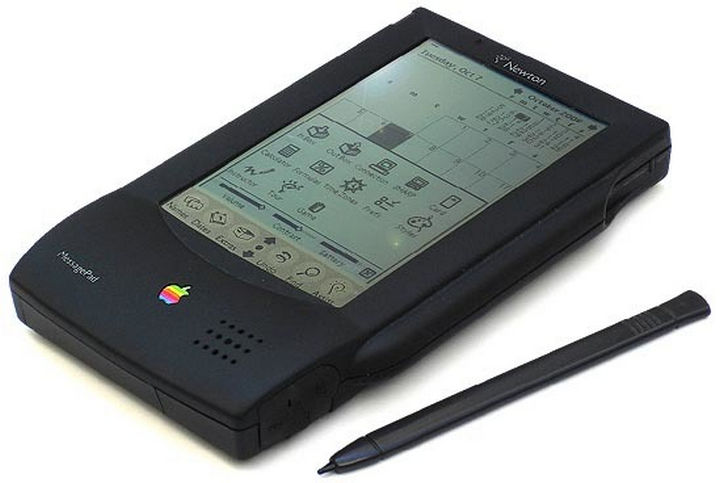 27 Failed Products - Apple Newton.