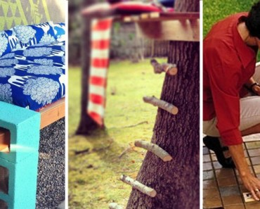 34 Awesome DIY Summer Projects for Your Backward.