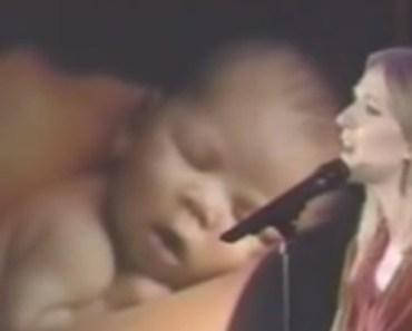 Celine Dion Sings 'a Mother's Prayer' on Oprah Winfrey Show.