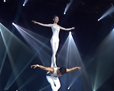 Your Jaw Will Drop When You View This Ballet Performance.