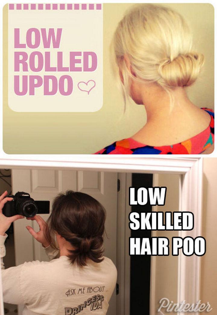 18 Pinterest Beauty Fails - Poo sounds about right.