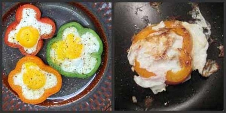 26 Pinterest Fails - I hope you like your eggs scrambled.