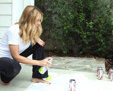 3 Amazing DIY Summer Projects Using Empty Diet Coke Cans.