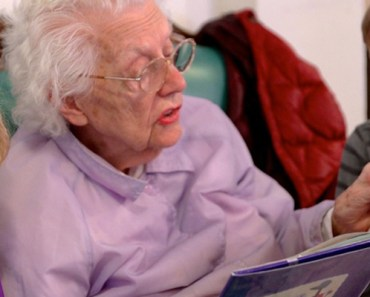 Nursing Home and Preschool Combine for the Young and Old.
