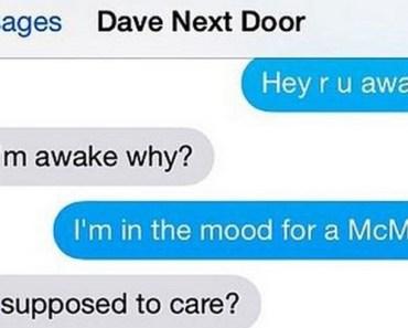 25 Hilarious Text Messages Between Neighbors.