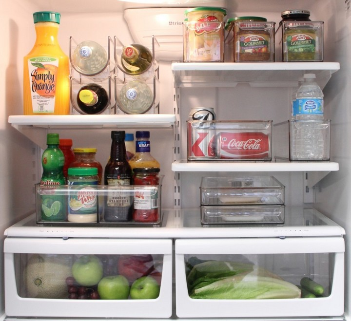 28 Food Storage Hacks - Keep your refrigerator as cold as possible.