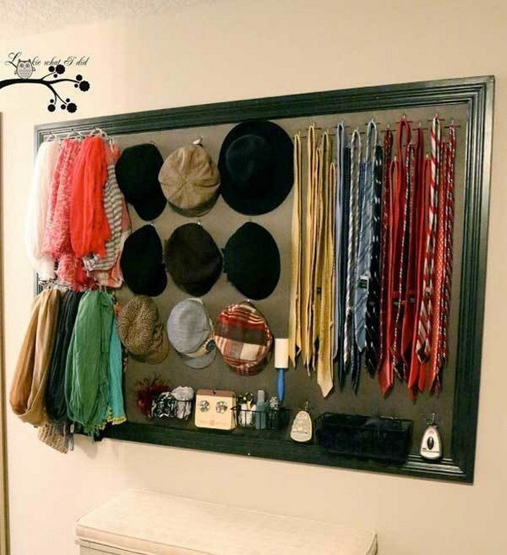 46 Useful Storage Ideas - Build a DIY His and Hers closet organizer.