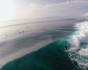 Drone Video of Surfing the Mentawai Islands Is Pure Relaxation.